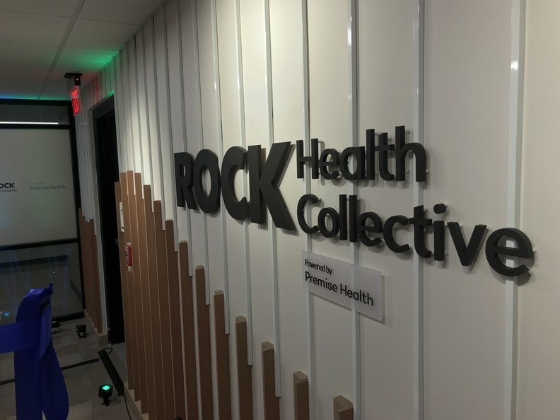 Rock Health Collective Powered By Premise Health (Source: Annalise Frank/Crain's Detroit Business)